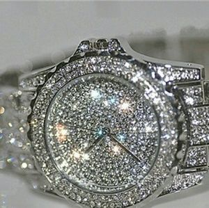 Accessories - 😍Iced Out Diamond Watch😍